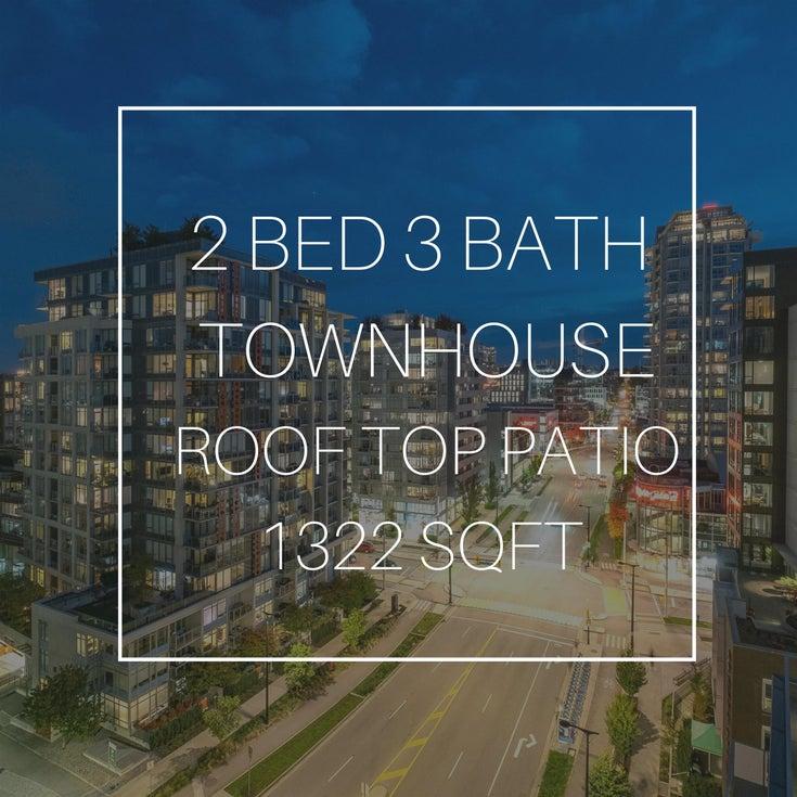 889 HELMCKEN STREET - Downtown VW Townhouse for sale, 2 Bedrooms (R2628629)