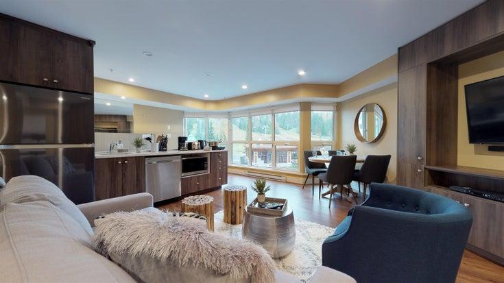 318 4557 BLACKCOMB WAY - Benchlands Apartment/Condo for sale, 1 Bedroom (R2628632)