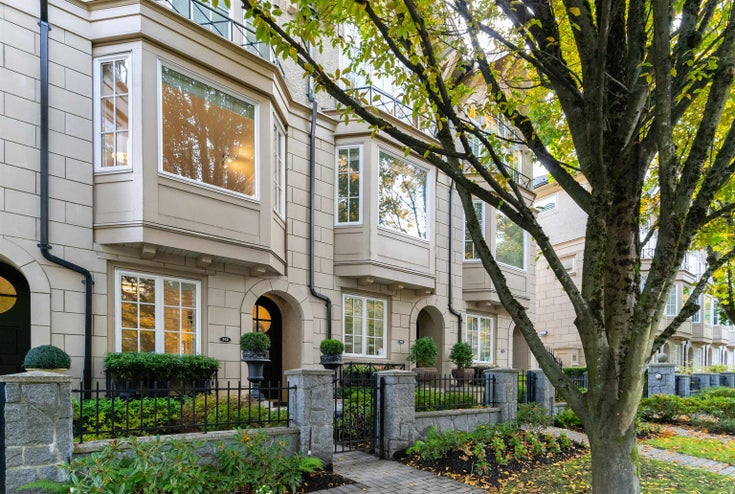 912 W 13TH AVENUE - Fairview VW Townhouse for sale, 3 Bedrooms (R2628636)