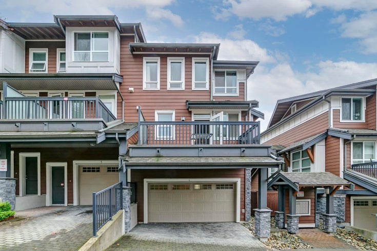 4 1349 HAMES CRESCENT - Burke Mountain Townhouse for sale, 4 Bedrooms (R2628652)