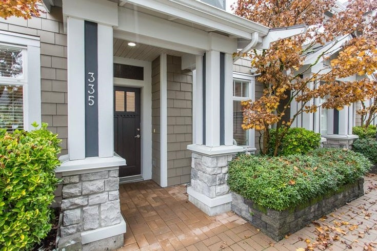 335 W 59TH AVENUE - South Cambie Townhouse for sale, 3 Bedrooms (R2628680)