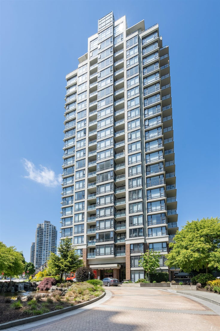 1205 7325 ARCOLA STREET - Highgate Apartment/Condo for sale, 2 Bedrooms (R2628682)