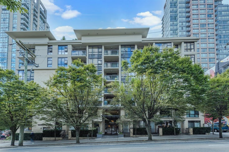 402 538 SMITHE STREET - Downtown VW Apartment/Condo for sale, 1 Bedroom (R2628689)