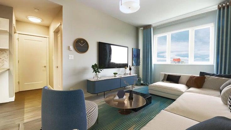 2601 520 COMO LAKE AVENUE - Coquitlam West Apartment/Condo for sale, 1 Bedroom (R2628697)