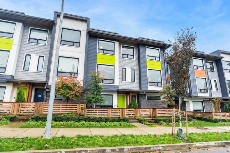 202 3105 ST GEORGE STREET - Port Moody Centre Townhouse for sale, 4 Bedrooms (R2628699)