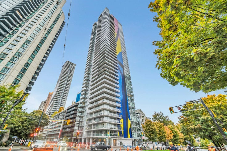 802 499 PACIFIC STREET - Yaletown Apartment/Condo for sale, 2 Bedrooms (R2628706)
