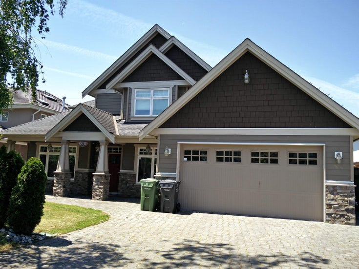 8831 FAIRDELL CRESCENT - Seafair House/Single Family for sale, 5 Bedrooms (R2628760)