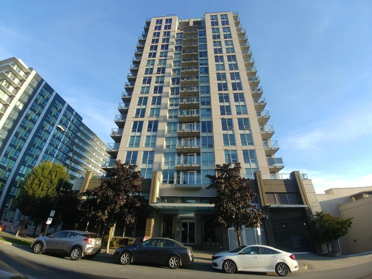 318 135 E 17TH STREET - Central Lonsdale Apartment/Condo for sale, 1 Bedroom (R2628779)