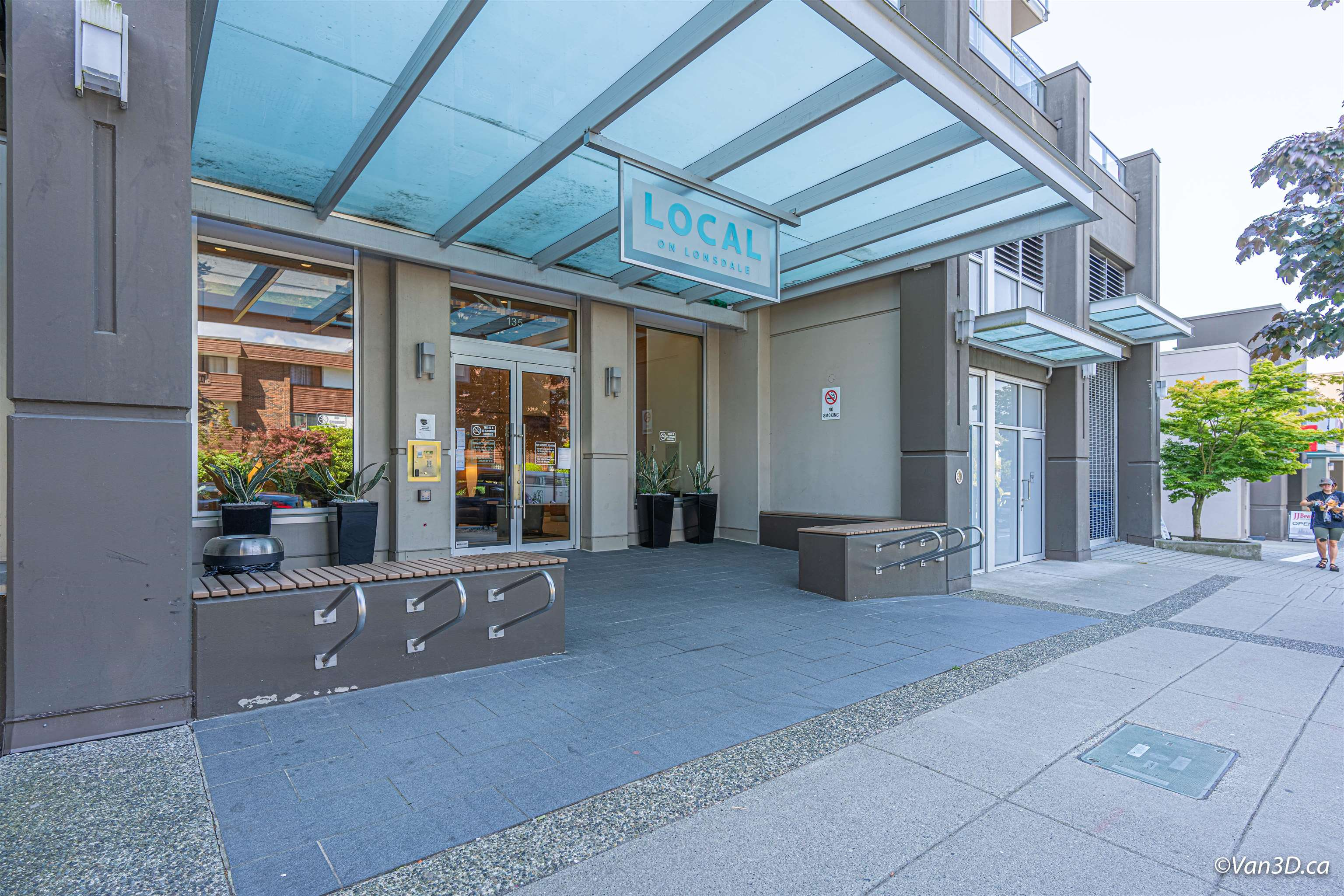 1704 135 E 17TH STREET - Central Lonsdale Apartment/Condo for sale, 1 Bedroom (R2628783) - #1
