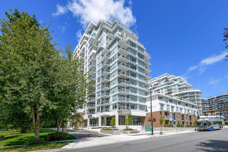 607 15165 THRIFT AVENUE - White Rock Apartment/Condo for sale, 2 Bedrooms (R2628804)