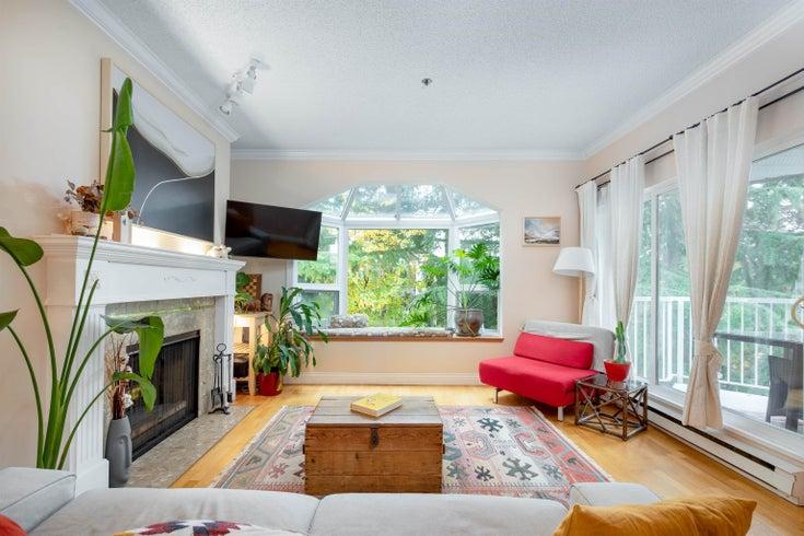 305 2256 W 7TH AVENUE - Kitsilano Apartment/Condo for sale, 1 Bedroom (R2628807)