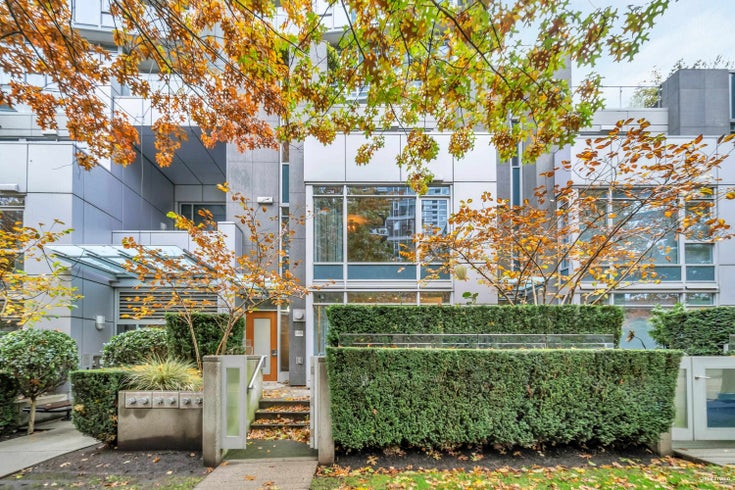 1225 W CORDOVA STREET - Coal Harbour Townhouse for sale, 2 Bedrooms (R2628813)