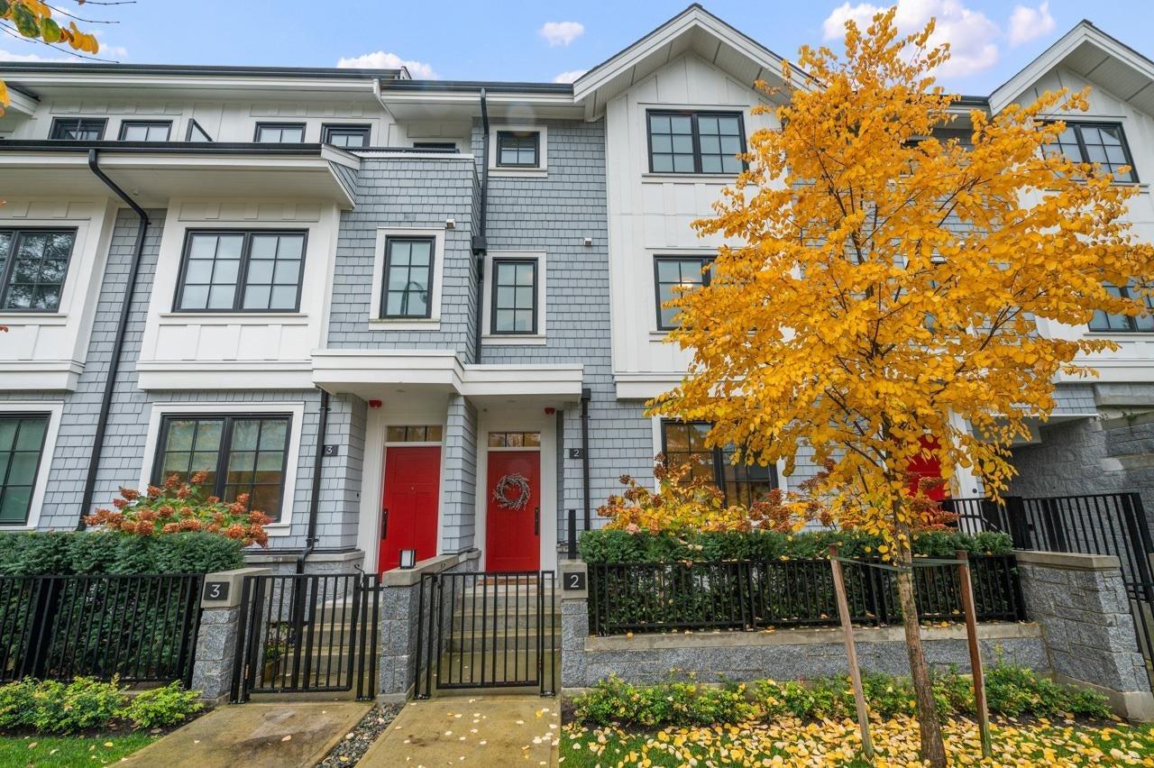 2 1133 RIDGEWOOD DRIVE - Edgemont Townhouse for sale, 3 Bedrooms (R2628832) - #1