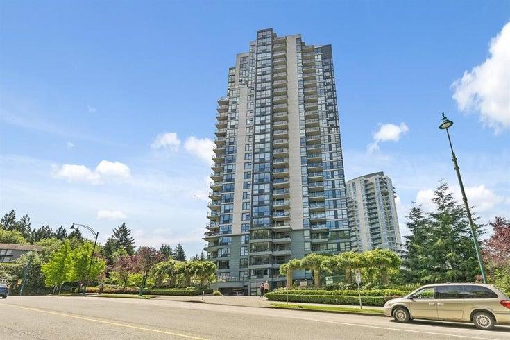 2005 288 UNGLESS WAY - North Shore Pt Moody Apartment/Condo for sale, 2 Bedrooms (R2628834)