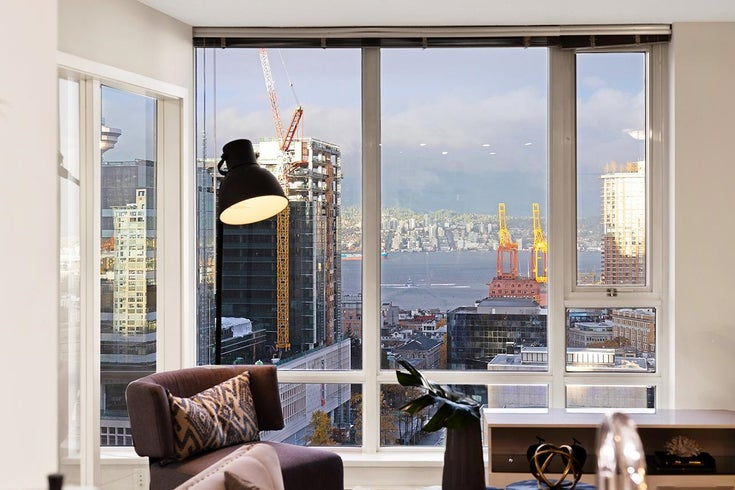 2902 233 ROBSON STREET - Downtown VW Apartment/Condo for sale, 2 Bedrooms (R2628839)