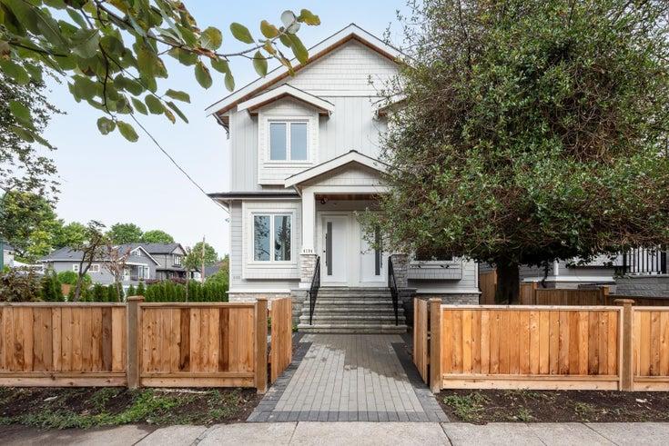 4106 PRINCE ALBERT STREET - Fraser VE 1/2 Duplex for sale, 4 Bedrooms (R2628864)