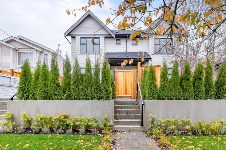 3225 ST. CATHERINES STREET - Fraser VE Townhouse for sale, 3 Bedrooms (R2628869)