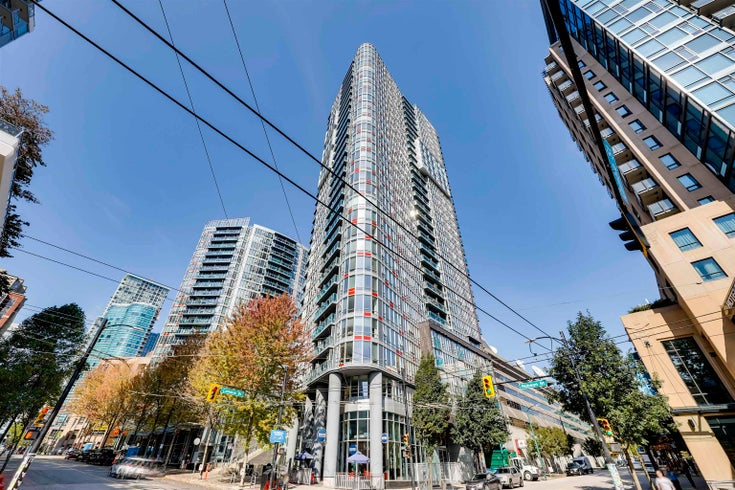 909 233 ROBSON STREET - Downtown VW Apartment/Condo for sale, 1 Bedroom (R2628880)