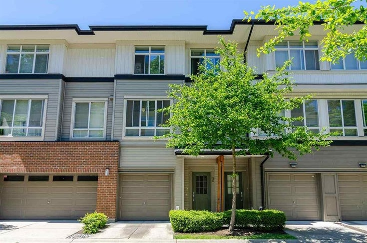 50 1125 KENSAL PLACE - New Horizons Townhouse for sale, 6 Bedrooms (R2628899)