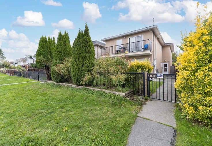 5698 HARDWICK STREET - Central BN 1/2 Duplex for sale, 4 Bedrooms (R2628904)