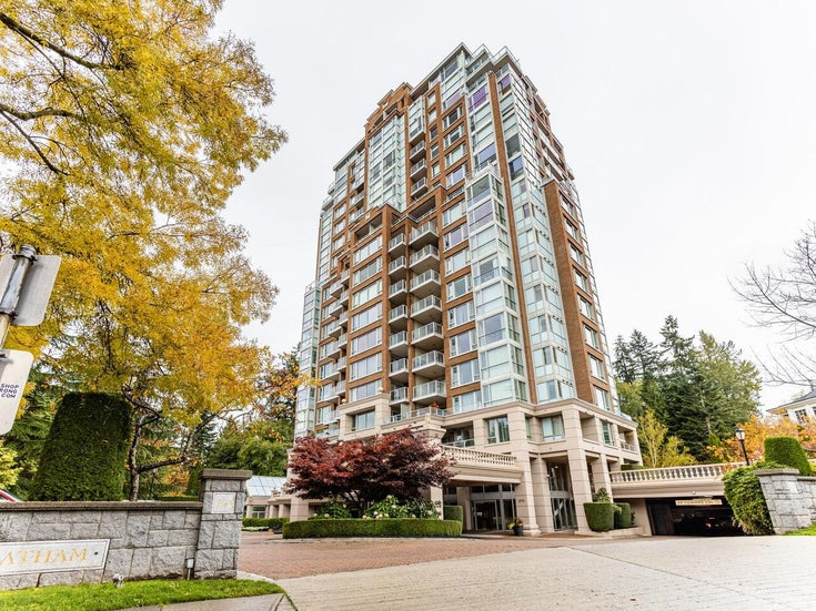 501 5775 HAMPTON PLACE - University VW Apartment/Condo for sale, 2 Bedrooms (R2628907)