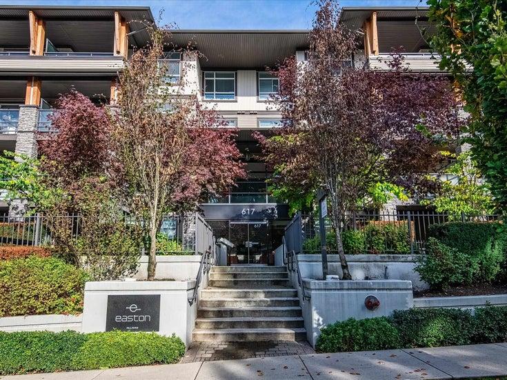 417 617 SMITH AVENUE - Coquitlam West Apartment/Condo for sale, 1 Bedroom (R2628918)