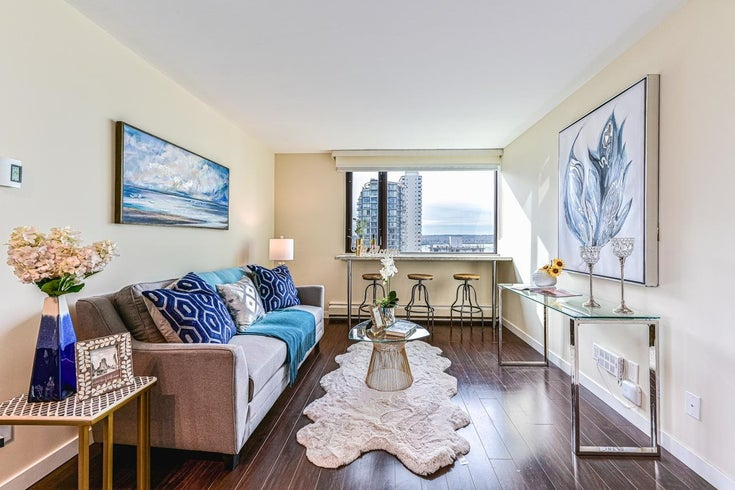 1401 1725 PENDRELL STREET - West End VW Apartment/Condo for sale, 1 Bedroom (R2628924)