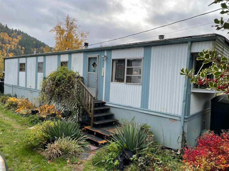 43716 LOUGHEED HIGHWAY - Lake Errock Manufactured with Land for sale, 2 Bedrooms (R2628928)