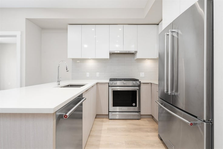 410 3588 SAWMILL CRESCENT - South Marine Apartment/Condo for sale, 2 Bedrooms (R2628933)