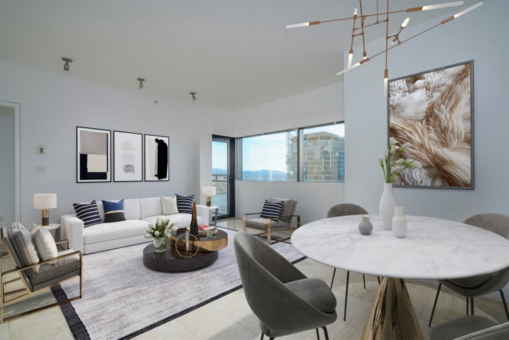 2502 838 W HASTINGS STREET - Downtown VW Apartment/Condo for sale, 2 Bedrooms (R2628940)