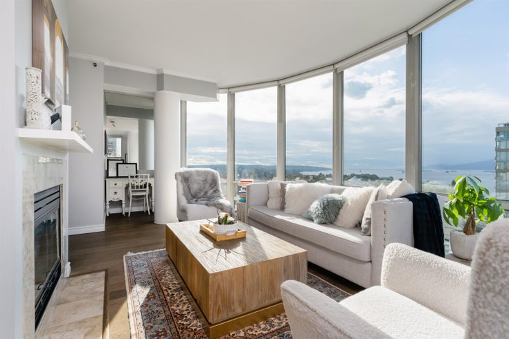 2203 1500 HORNBY STREET - Yaletown Apartment/Condo for sale, 2 Bedrooms (R2628962)