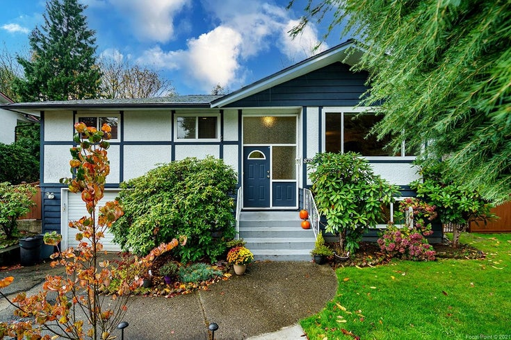 8781 SHEPHERD WAY - Nordel House/Single Family for sale, 5 Bedrooms (R2628994)