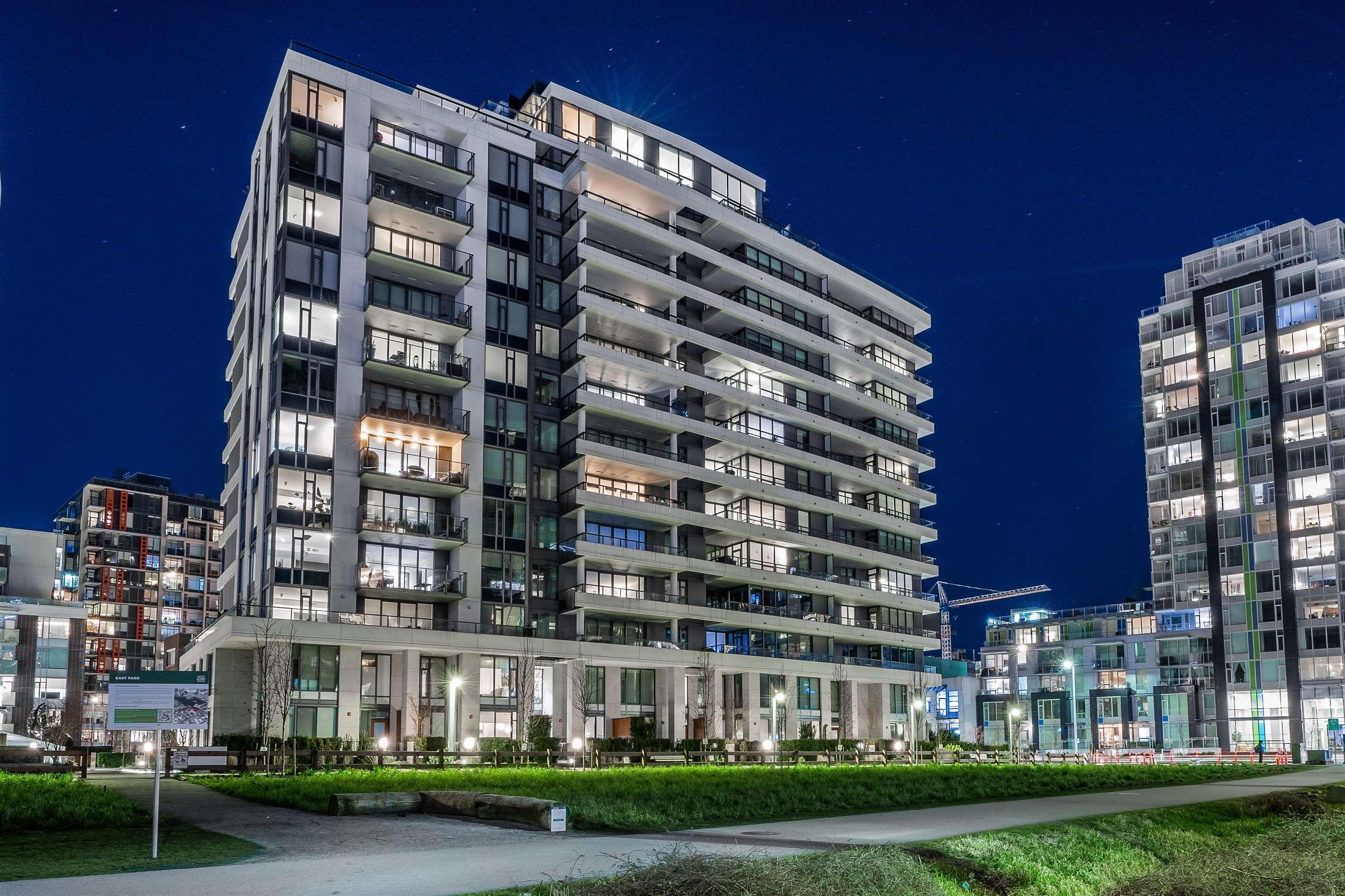 603 1688 PULLMAN PORTER STREET - Mount Pleasant VE Apartment/Condo for sale, 1 Bedroom (R2629012) - #1