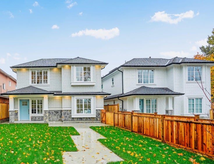 3033 DOUGLAS ROAD - Central BN 1/2 Duplex for sale, 4 Bedrooms (R2629018)
