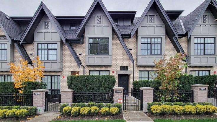 7813 OAK STREET - Marpole Townhouse for sale, 3 Bedrooms (R2629026)