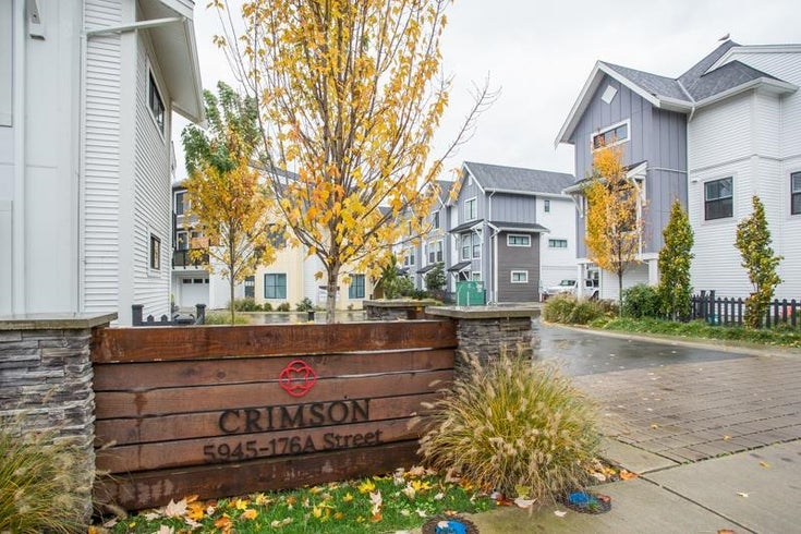 40 5945 176A STREET - Cloverdale BC Townhouse for sale, 4 Bedrooms (R2629030)