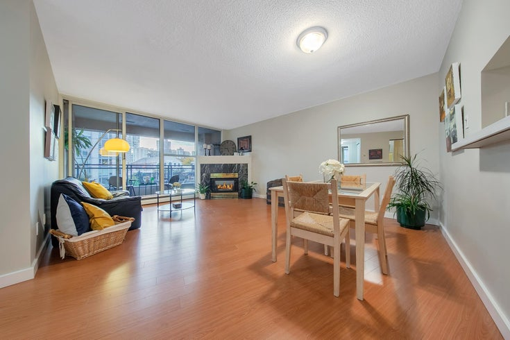 407 183 KEEFER PLACE - Downtown VW Apartment/Condo for sale, 2 Bedrooms (R2629036)