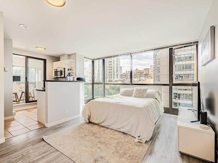 605 1367 ALBERNI STREET - West End VW Apartment/Condo for sale(R2629046)