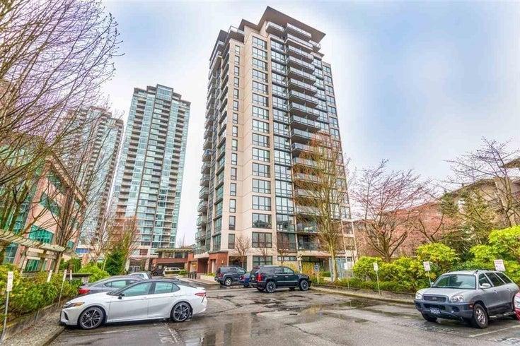 1506 2959 GLEN DRIVE - North Coquitlam Apartment/Condo for sale, 1 Bedroom (R2629057)