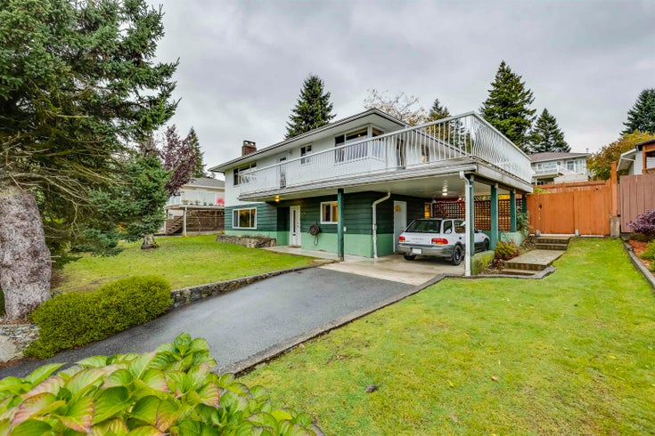 875 KINSAC STREET - Coquitlam West House/Single Family for sale, 3 Bedrooms (R2629059)