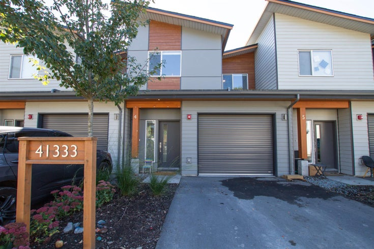 4 41333 SKYRIDGE PLACE - Tantalus Townhouse for sale, 3 Bedrooms (R2629072)