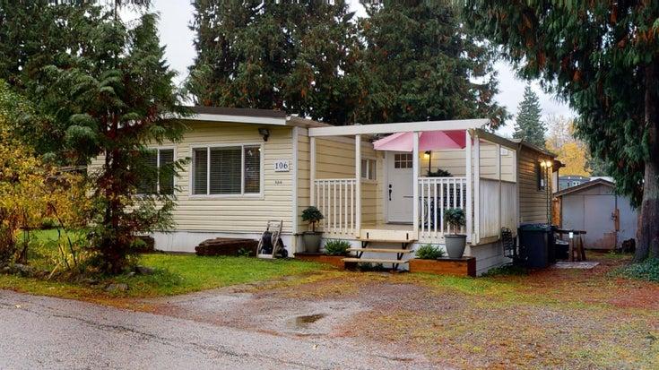 106 1830 MAMQUAM ROAD - Garibaldi Estates Manufactured for sale, 3 Bedrooms (R2629078)