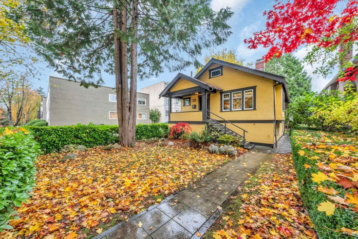 681 W 17TH AVENUE - Cambie House/Single Family for sale, 4 Bedrooms (R2629089)