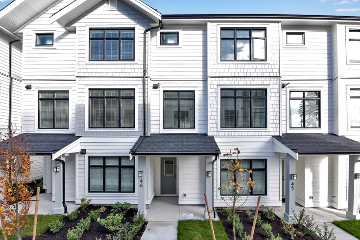 46 17557 100 AVENUE - Fraser Heights Townhouse for sale, 4 Bedrooms (R2629095)