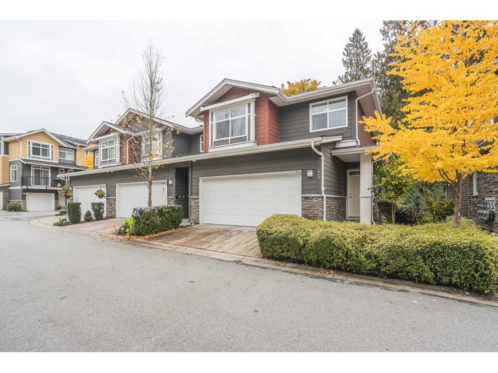 45 11461 236 STREET - Cottonwood MR Townhouse for sale, 4 Bedrooms (R2629126) - #1