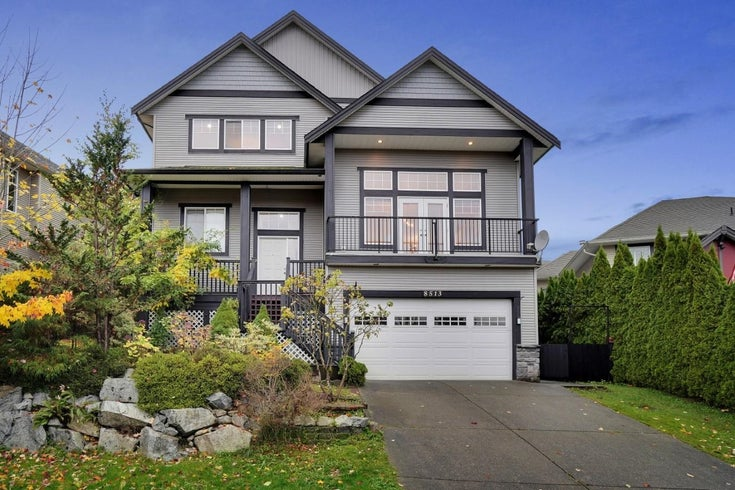 8513 KIMBALL STREET - Mission BC House/Single Family for sale, 8 Bedrooms (R2629136)
