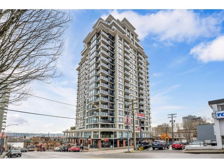 1104 610 VICTORIA STREET STREET - Downtown NW Apartment/Condo for sale, 2 Bedrooms (R2629137)