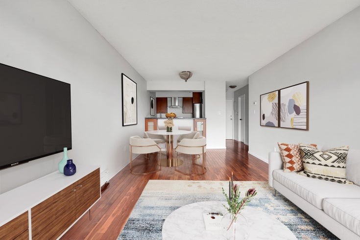 212 360 E 2ND STREET - Lower Lonsdale Apartment/Condo for sale, 1 Bedroom (R2629153)