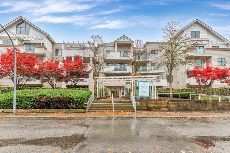 303 20268 54 AVENUE - Langley City Apartment/Condo for sale, 2 Bedrooms (R2629163)