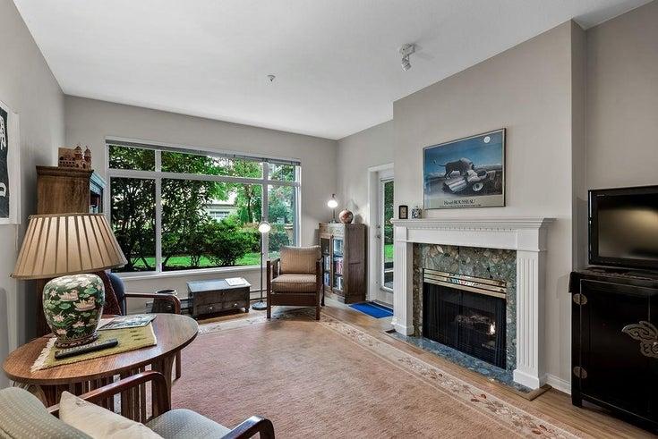 119 5735 HAMPTON PLACE - University VW Apartment/Condo for sale, 2 Bedrooms (R2629191)